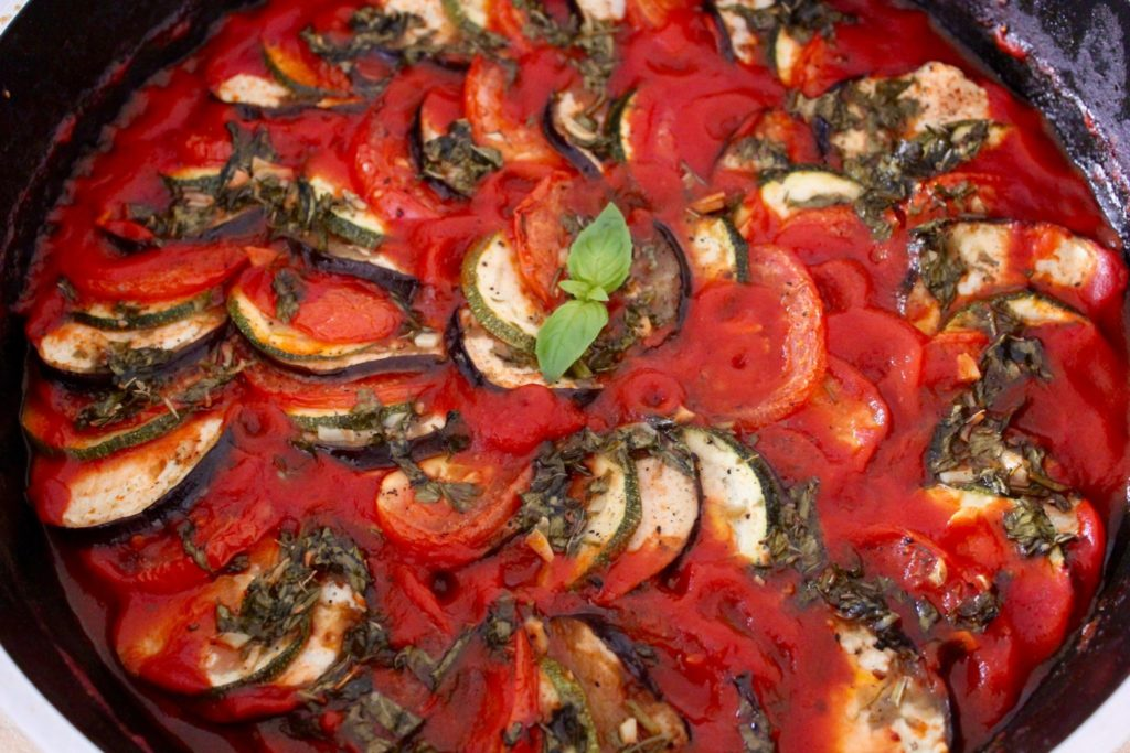 Ratatouille_vegan